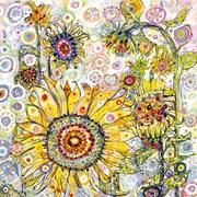 Blank Card Sunflowers (SR85749)